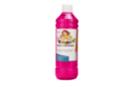 Encre à dessiner 500 ml - Rose - Encres liquides 35080 - 10doigts.fr