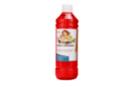 Encre à dessiner 500 ml - Rouge vif - Encres liquides 35078 - 10doigts.fr
