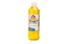 Encre à dessiner 500 ml - Jaune - Encres liquides 35076 - 10doigts.fr