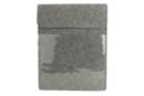 Étui de protection pour tablette en feutrine grise - Objets pratiques du quotidien - 10doigts.fr