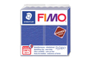 Fimo Cuir -Indigo 57gr - Fimo Effect 44303 - 10doigts.fr