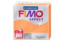 Fimo néon 57 gr - Orange - Fimo Effect 40139 - 10doigts.fr