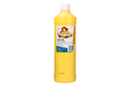 Gouache 10 DOIGTS 1 litre jaune primaire - Peinture Gouache 10 DOIGTS 06302 - 10doigts.fr