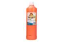 Gouache 10 DOIGTS 1 litre orange - Peinture Gouache 10 DOIGTS - 10doigts.fr