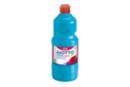 Gouache GIOTTO 1 litre Bleu primaire - Peinture gouache liquide 03737 - 10doigts.fr