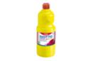 Gouache GIOTTO 1 litre Jaune primaire - Peinture gouache liquide 03738 - 10doigts.fr