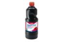 Gouache GIOTTO 1 litre Noir - Peinture gouache liquide 03742 - 10doigts.fr