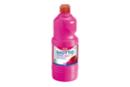Gouache GIOTTO 1 litre Magenta ( Rouge primaire ) - Peinture gouache liquide 03735 - 10doigts.fr