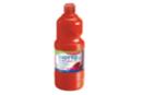 Gouache Giotto 1 litre Rouge vermillon - Peinture gouache liquide 03736 - 10doigts.fr