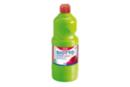Gouache GIOTTO 1 litre Vert printemps - Peinture gouache liquide 04567 - 10doigts.fr