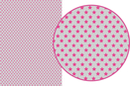 Magic Paper Etoiles roses sur fond gris - Washi paper / Magic paper - 10doigts.fr