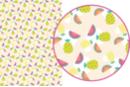 Magic Paper Fruits exotiques - Décorations Printemps - Eté - 10doigts.fr
