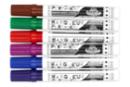Marqueurs permanents 10 DOIGTS - 6 couleurs - Feutres et marqueurs permanents 14878 - 10doigts.fr