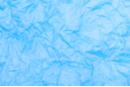 Papier de soie bleu - 12 feuilles 50 x 66 cm - Papiers de soie 30075 - 10doigts.fr
