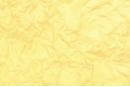 Papier de soie jaune clair - 12 feuilles 50 x 66 cm - Papiers de soie - 10doigts.fr