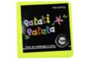 Patati Patata jaune fluo - Pâtes PATATI PATATA 30190 - 10doigts.fr