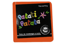 Patati Patata orange - Pâtes PATATI PATATA 11449 - 10doigts.fr