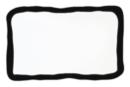 Peinture repositionnable Blanc - Flacon 80 ml - Peinture Verre et Faïence 10971 - 10doigts.fr