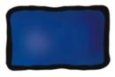 Peinture repositionnable Bleu foncé - Flacon 80 ml - Peinture Verre et Faïence 10976 - 10doigts.fr