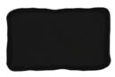 Peinture repositionnable Noir - Flacon 80 ml - Peinture Verre et Faïence - 10doigts.fr