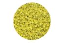 Perles de rocaille opaques 150 gr - Jaune - Perles de rocaille 11170 - 10doigts.fr