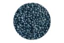 Perles de rocaille opaques 150 gr - Noir - Perles de rocaille 11179 - 10doigts.fr