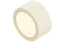 Rouleau de ruban adhésif 33 mètres - blanc - Adhésifs colorés et Masking tape 11096 - 10doigts.fr