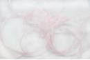 Ruban organza rose 4,5 m (largeur 7 mm) - Rubans et ficelles 09536 - 10doigts.fr