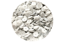 Sequins blanc - Lot de 12000 sequins - Sequins - 10doigts.fr