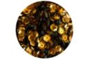 Sequins marron - Lot de 12000 sequins - Sequins - 10doigts.fr