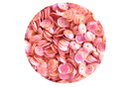 Sequins rose nacré - Lot de 12000 sequins - Sequins - 10doigts.fr