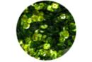 Sequins vert anis  - Lot de 12000 sequins - Sequins - 10doigts.fr