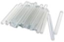 Bâtons de colle transparente Ø 0,7cm - Lot de 12 - Colles scolaires - 10doigts.fr