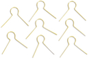 Attaches dorées à piquer 3 cm - Lot de 20 - Clous et épingles 12427 - 10doigts.fr