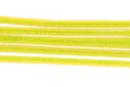 Chenilles jaune - Lot de 50 - Chenilles, cure-pipe - 10doigts.fr