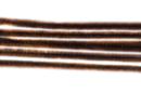 Chenilles marron - Lot de 50 - Chenilles, cure-pipe - 10doigts.fr