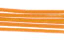 Chenilles orange - Lot de 50 - Chenilles, cure-pipe 35127 - 10doigts.fr