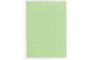 Tissu adhésif vichy vert - Tissus adhésifs - 10doigts.fr