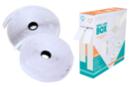 Bande de velcro adhésif blanc - 2 cm x 10 m - Velcro , scratch 40622 - 10doigts.fr