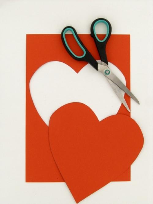 Enveloppe Coeur