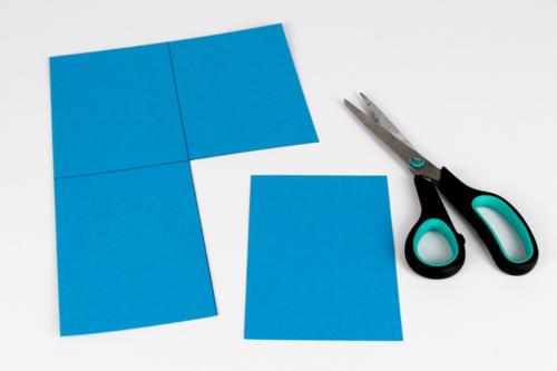 Carte postale cornet de glace