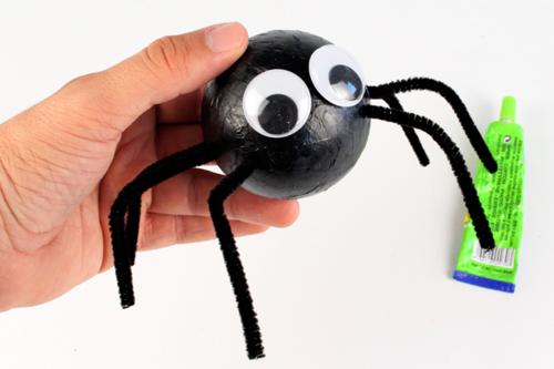 Araignée d'Halloween