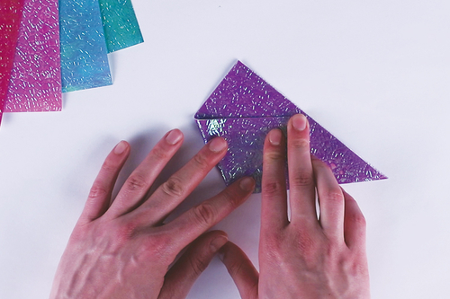 Origami chat