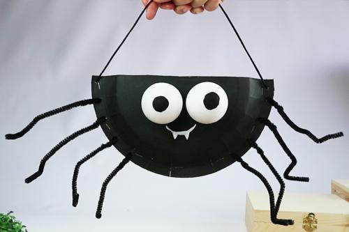Panier à bonbons Araignée