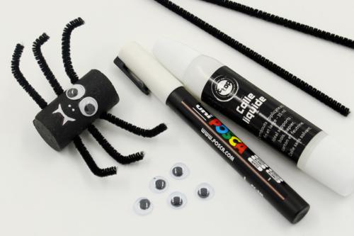 Bouchon araignée -
