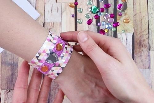 Bracelet Masking Tape