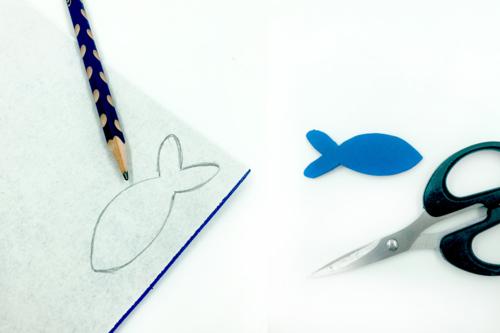 Faire les poissons -