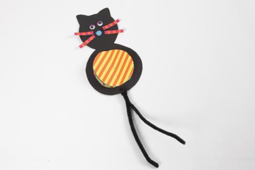 La queue du chat -